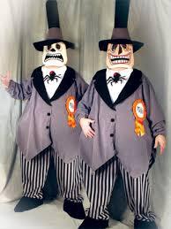Jack Skellington Halloween Costume Nightmare Christmas Mayor Quirky Halloween Party Ideas