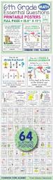 Worksheets For 6th Grade Math Essential Questions For 6th Grade Math Full Page Math Concepts