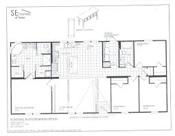 Double Wide Trailers Floor Plans by Southern Energy Plans U2013 Case Mobile Homes