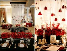 Red And Black Wedding Fabulous Red Black And White Wedding By Nadia D Photography