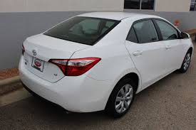 toyota corolla used for sale 2016 used toyota corolla 4dr sdn cvt le at east toyota