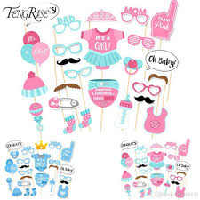 baby shower favors photo booth props its a boy fun photobooth