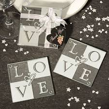 wedding favor coasters coaster wedding favors set of 2 wedding favors party favors