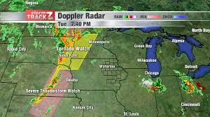 Severe Weather Map Severe Weather Schnack U0027s Weather Blog