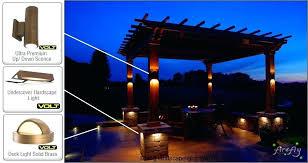 outdoor low voltage landscape lighting kits low voltage led deck lighting applecor info