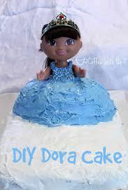 dora cake coffee with us 3