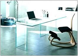 Office Depot Glass Desk Office Depot Tempered Glass Desk Computer