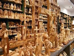 bethlehem olive wood made olive wood artwork through bethlehem olive wood