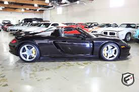 porsche carrera 2005 2005 porsche carrera gt fusion luxury motors