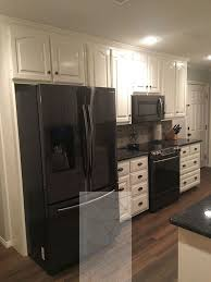 color kitchen cabinets with black appliances 45 the black stainless steel kitchen appliances cabinet