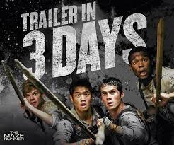 Maze Runner 3 The Cure On Stand Guard 3 Days Until The New Maze