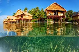 Tiki Hut On Water Vacation 9 Water Villas In Indonesia For A Hidden Paradise Getaway