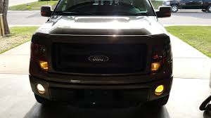 Ford F 150 Yellow Truck - yellow turn signal and fog lights pics ford f150 forum