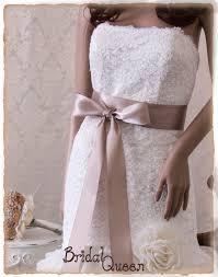 wedding dresses with sash ribbon taupe bridal sash wedding dress sash bridal belt bridal sash