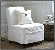 slipcovers for armless chairs armless chair slipcovers accent chair covers