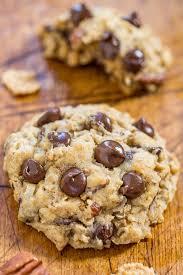 cowboy cookies averie cooks