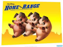 disney home on the range cartoons
