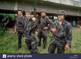 war in ex yugoslavia slovenian militia during the independence war