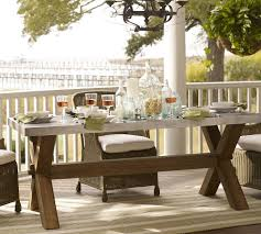 Pottery Barn Extension Table by Pottery Barn Outdoor Furniture Dining Popular Pottery Barn