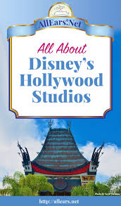 Disney Hollywood Studios Map Disney U0027s Hollywood Studios Overview