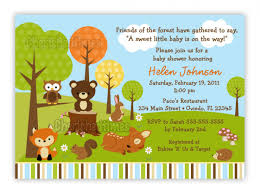 woodland baby shower invitations top 12 woodland themed baby shower invitations trends in 2017