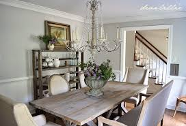 dear lillie our updated dining room with a new farmhouse table