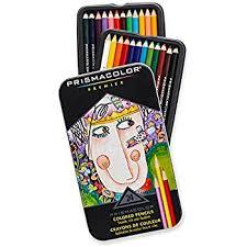 prismacolor pencils prismacolor premier colored pencils soft 24