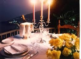 cena al lume di candela come organizzare una serata romantica