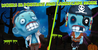 free halloween live wallpaper toon zombies 3d live wallpaper android apps on google play