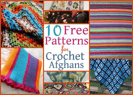free pattern granny square afghan 10 free patterns for crochet afghans crochet afghans crocheted