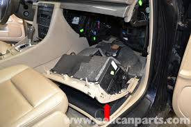 audi a4 b6 glove box removal 2002 2008 pelican parts diy