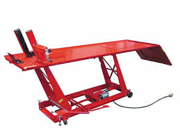 scissor lift table harbor freight luxury touring community high position motorcycle demonstration