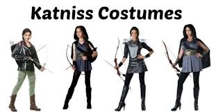 Hunger Games Halloween Costumes Katniss Hunger Games Costumes