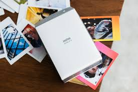 fujifilm u0027s instant photo printer is finally out of its awkward