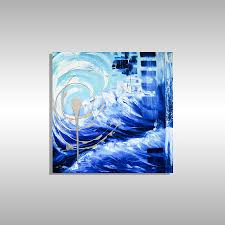 nautical painting go with the waves nautical painting for sale laelanie art gallery