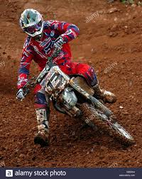 red bull motocross race moto red bull motocross of nations donington park stock photo