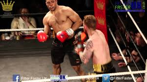 Ashley White White Collar Boxing Ashley White Vs Ashley Foote Highlights