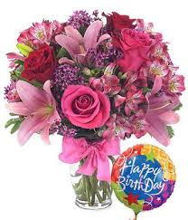 delivery birthday presents colorful world birthday bouquet same day birthday