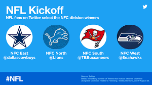 Twitter Color Kicking Off The 2017 Nfl Season On Twitter