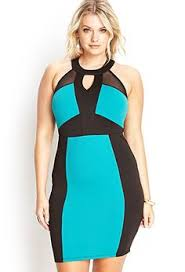 tribal print scuba knit dress forever21 f21plus plus size