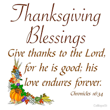 thanksgiving blessings give thanks to the lord posters by