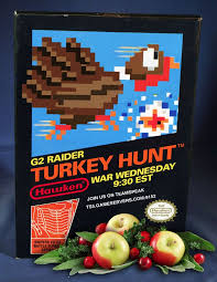 thanksgiving day hawken war wednesday event based upon the duck