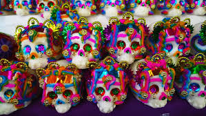 Day Of The Dead Masks A Celebration Of The Day Of The Dead Dk Eyewitness Travel
