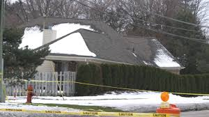 Radar Map For Michigan by Video Sinkhole In Michigan Swallows Home Evacuates More