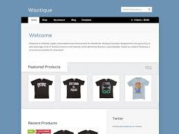 35 best free ecommerce wordpress themes 2017 athemes