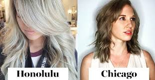 even hair cuts vs textured hair cuts the most popular haircuts for 2018 glamour