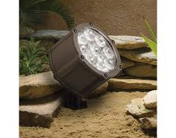 Kichler Landscape Lighting Catalog by Accent Led 12 4w 35 Degree Lndscp 12 Azt