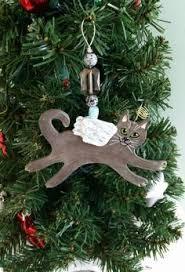 your cat cat ornament new design for 2017 custom