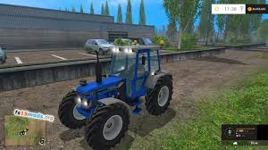 ford 7810 fl tractor fs15 mods