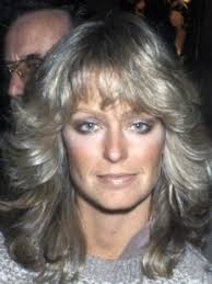 farrah fawcett hair color fawcett choppy haircut